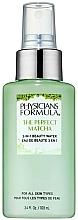 Parfémy, Parfumerie, kosmetika Pleťový toner - Physicians Formula The Perfect Matcha 3-In-1 Beauty Water