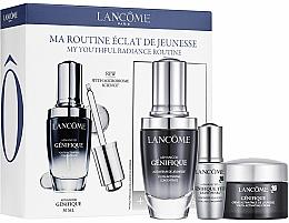 Parfémy, Parfumerie, kosmetika Sada - Lancome Genifique (serum/30ml + eye/serum/5ml + d/cr/15 ml)