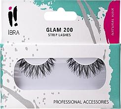 Parfémy, Parfumerie, kosmetika Umělé řasy - Ibra Eyelash Glam 200