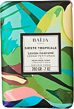 Parfémy, Parfumerie, kosmetika Parfémované mýdlo - Baija Sieste Tropicale Perfumed Soap