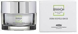 Parfémy, Parfumerie, kosmetika Pleťový krém na mastnou pleť - Fontana Contarini Face Cream for Oily Skin