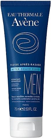 Emulze po holení - Avene Homme After-shave Fluid — foto N1