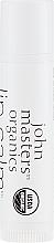 """Parfémy, Parfumerie, kosmetika Balzám na rty """"Máta"""" - John Masters Organics Lip Calm Peppermint"""
