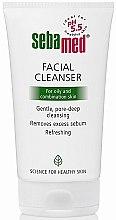 Parfémy, Parfumerie, kosmetika Čisticí přípravek pro mastnou a smíšenou pleť - Sebamed  Facial Cleanser For Oily And Combination Skin