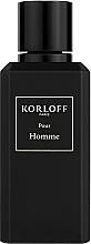 Parfémy, Parfumerie, kosmetika Korloff Paris Pour Homme - Parfémovaná voda