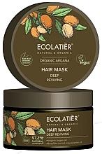 Parfémy, Parfumerie, kosmetika Maska na vlasy Hluboká regenerace - Ecolatier Organic Argana Hair Mask