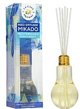 Parfémy, Parfumerie, kosmetika Aroma difuzér Citron a angrešt - La Casa de Los Aromas Mikado Reed Diffuser