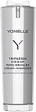 Parfémy, Parfumerie, kosmetika Krém-minimalizátor vrásek kolem očí a rtů - Yonelle Trifusion Eye & Lip Mimic Wrinkles Cream-Minimizer