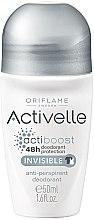 Parfémy, Parfumerie, kosmetika Kuličkový deodorant antiperspirant 48h - Oriflame Activelle Actiboost Invisible