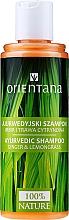 Parfémy, Parfumerie, kosmetika Šampon na vlasy - Orientana Ayurvedic Shampoo Ginger & Lemongrass