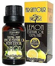 Parfémy, Parfumerie, kosmetika Citronový esenciální olej - Arganour Essential Oil Lemon