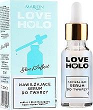 Parfémy, Parfumerie, kosmetika Hydratační sérum na obličej - Marion Love Holo Moisturizing Face Serum