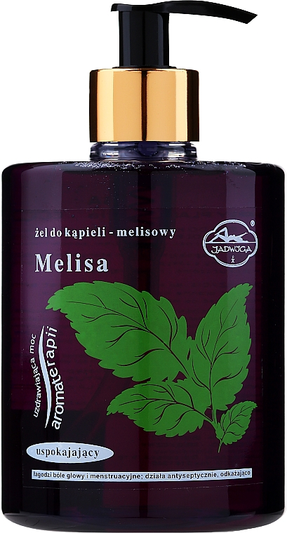 "Sprchový gel ""Melissa"" - Jadwiga Shower Gel — foto N1"