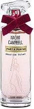 Parfémy, Parfumerie, kosmetika Naomi Campbell Pret a Porter Absolute Velvet - Toaletní voda