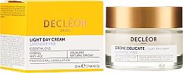 Parfémy, Parfumerie, kosmetika Hydratační krém na obličej - Decleor Light Day Cream Lavender Fine Firming Anti-Age