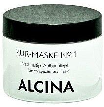 Parfémy, Parfumerie, kosmetika Lékařská maska pro poškozené vlasy - Alcina Hare Care Kur-Maske №1