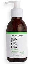 Parfémy, Parfumerie, kosmetika Čisticí pleťový gel - Revolution Skincare Angry Mood Soothing Cleansing Gel