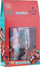 Parfémy, Parfumerie, kosmetika Sada - Uroda For Kids Enchantimals (sh/gel/250ml + b/mist/110ml + stickers)