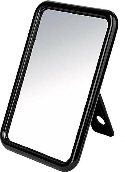 Jednostranné čtvercové zrcatko Mirra-Flex, 14x19 cm - Donegal One Side Mirror — foto N1