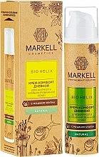 Parfémy, Parfumerie, kosmetika Denní krém pro mastnou pokožku - Markell Cosmetics Bio-Helix Day Cream