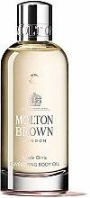 Parfémy, Parfumerie, kosmetika Molton Brown Suede Orris Enveloping Body Oil - Olej na tělo