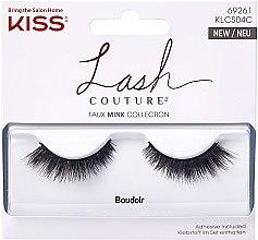 Parfémy, Parfumerie, kosmetika Umělé řasy - Kiss Lash Couture Faux Mink Collection Boudoir