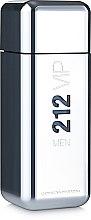 Parfémy, Parfumerie, kosmetika Carolina Herrera 212 VIP Men - Toaletní voda (tester s víčkem)