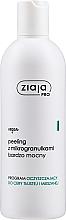 Parfémy, Parfumerie, kosmetika Velmi silný peeling na obličej s mikrogranuly - Ziaja Pro Very Strong Peeling With Microgranules