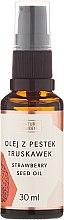 Parfémy, Parfumerie, kosmetika Olej ze semen jahody - Nature Queen Strawberry Seed Oil