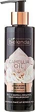 Parfémy, Parfumerie, kosmetika Mléko na odstranění make-upu z obličeje - Bielenda Camellia Oil Luxurious Make-up Removing Milk
