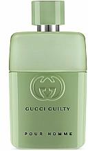 Parfémy, Parfumerie, kosmetika Gucci Guilty Love Edition Pour Homme - Toaletní voda (tester s víčkem)