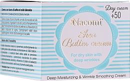 Parfémy, Parfumerie, kosmetika Denní krém na obličej - Nacomi Shea Cream 50+