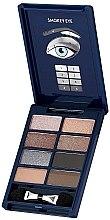 Parfémy, Parfumerie, kosmetika Paleta očních stínů - Oriflame OnColour All Eyes Palette