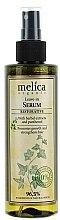 Parfémy, Parfumerie, kosmetika Zpevňující sérum na vlasy - Melica Organic Leave-in Restorative Serum