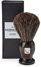 Parfémy, Parfumerie, kosmetika Štětka na holení - Barberians. Shaving Brush Pure Badger Hair