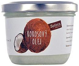 Parfémy, Parfumerie, kosmetika Kokosový olej - Sefiros Coconut Oil