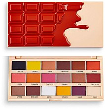 Parfémy, Parfumerie, kosmetika Paleta očních stínů - I Heart Revolution Eyeshadow Chocolate Palette Cinnamon