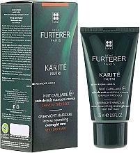 Parfémy, Parfumerie, kosmetika Noční krém na vlasy - Rene Furterer Karite Nutri Overnight Haircare Intense Nourishing Overnight Care