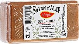 Parfémy, Parfumerie, kosmetika Mýdlo s bobkovým olejem - Alepia Soap 16% Laurel