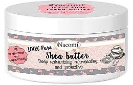 Parfémy, Parfumerie, kosmetika Olej Shea - Nacomi Natural Shea Butter