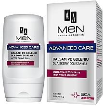 Parfémy, Parfumerie, kosmetika Balzám po holení pro zralou pleť - AA Men Advanced Care After Shave Balm For Mature Skin