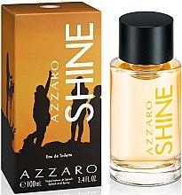 Parfémy, Parfumerie, kosmetika Azzaro Shine - Toaletní voda
