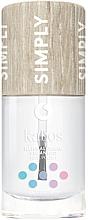 Parfémy, Parfumerie, kosmetika Vrchni lak na nehty - Kabos Simply Top Coat Clean Beauty Top Coat