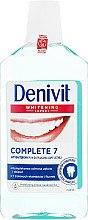 Parfémy, Parfumerie, kosmetika Antibakteriální ústní voda - Denivit Whitening Expert Complete 7 Mouthwash