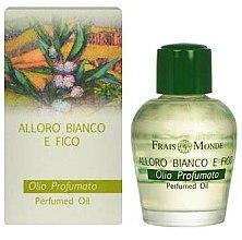 Parfémy, Parfumerie, kosmetika Parfémový olej - Frais Monde White Laurel And Fig Perfumed Oil