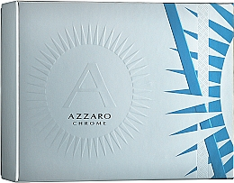 Parfémy, Parfumerie, kosmetika Azzaro Chrome - Sada (edt/50ml + deo/75ml)