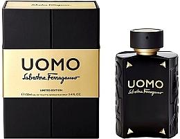 Parfémy, Parfumerie, kosmetika Salvatore Ferragamo Uomo Limited Edition - Toaletní voda