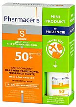 Parfémy, Parfumerie, kosmetika Sada - Pharmaceris S (f/cr/50ml + f/cr/15ml)