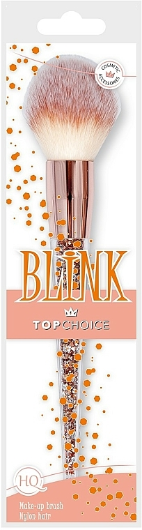 Štětec na pudr, 37986 - Top Choice Blink