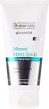 Parfémy, Parfumerie, kosmetika Minerální peeling na ruce - Bielenda Professional Mineral Hand Scrub
